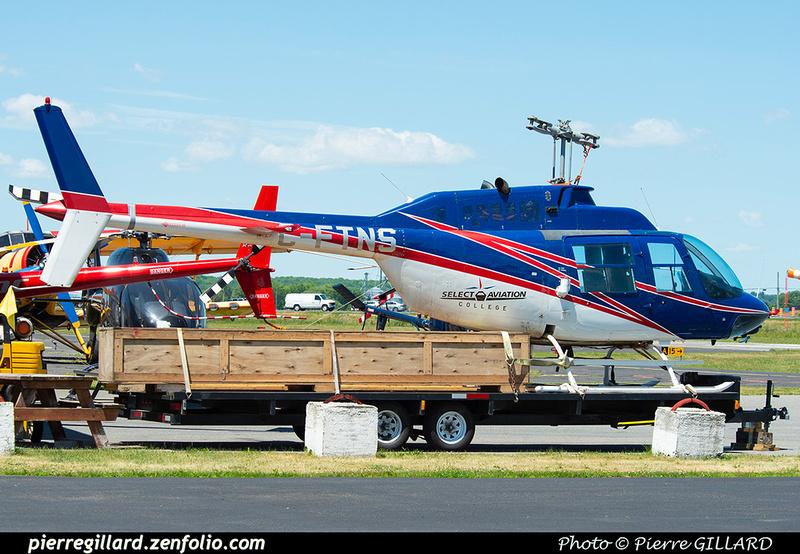 Pierre GILLARD: Canada - Richcopter &emdash; 2021-626636