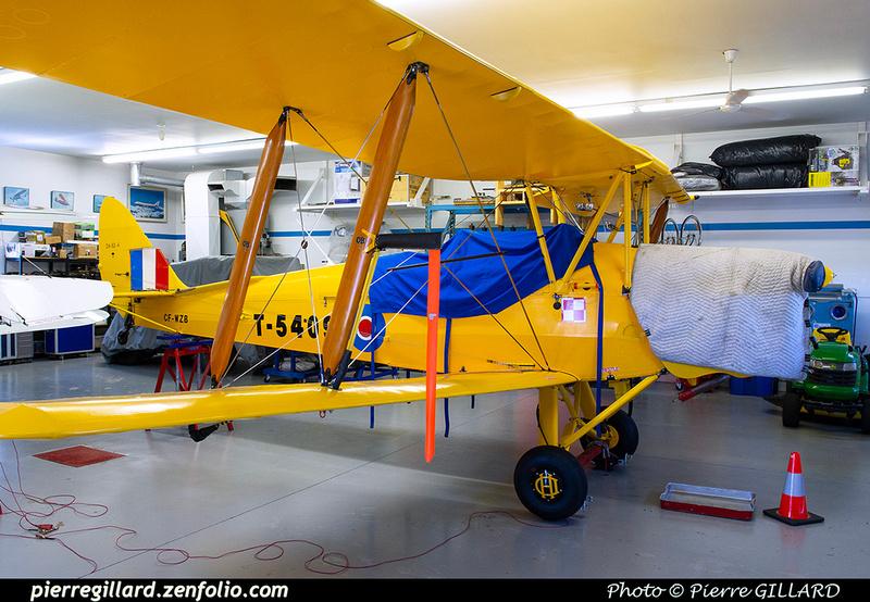Pierre GILLARD: Other Vintage Piston Aircraft &emdash; 2021-429741
