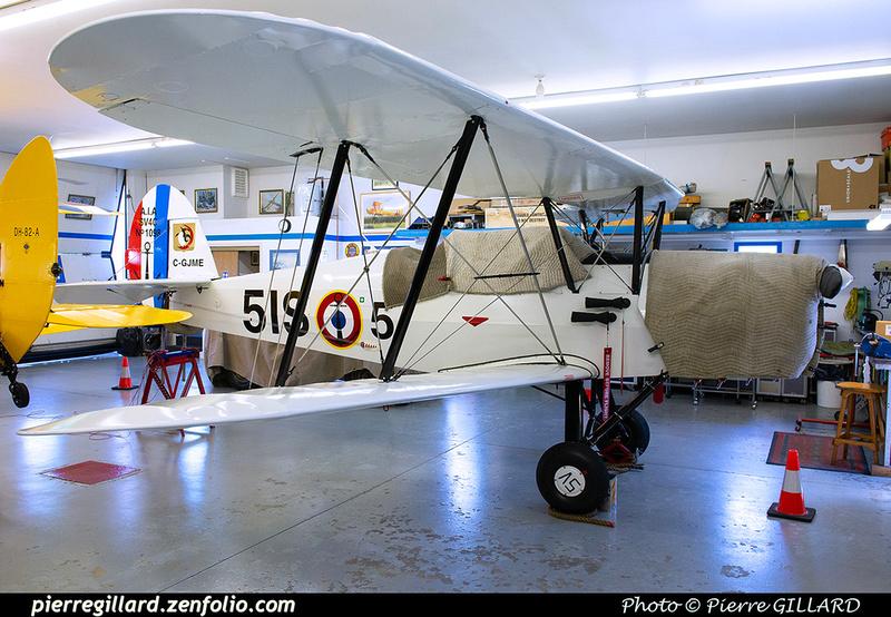 Pierre GILLARD: Other Vintage Piston Aircraft &emdash; 2021-429739