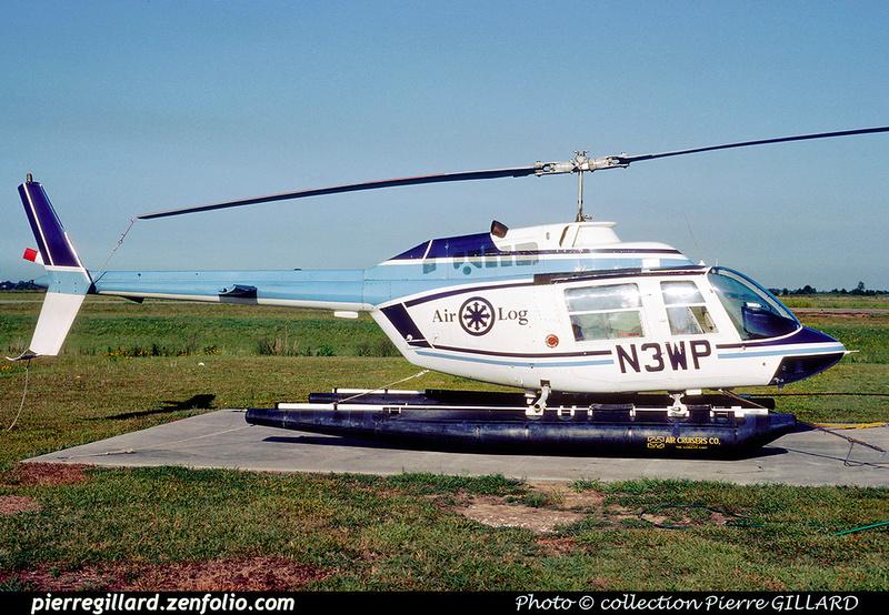 Pierre GILLARD: U.S.A. - Air Logistics &emdash; 025526