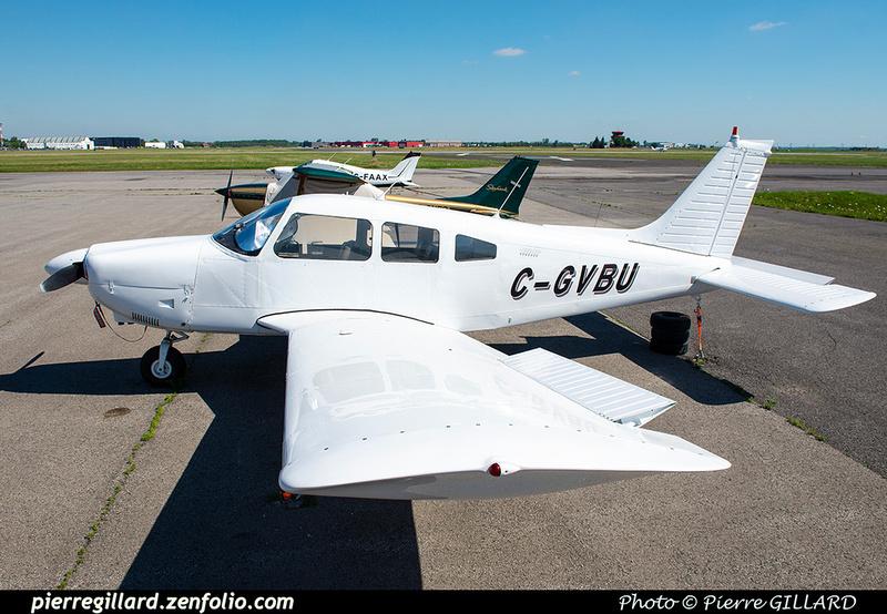 Pierre GILLARD: Private Aircraft - Avions privés : Canada &emdash; 2021-429819