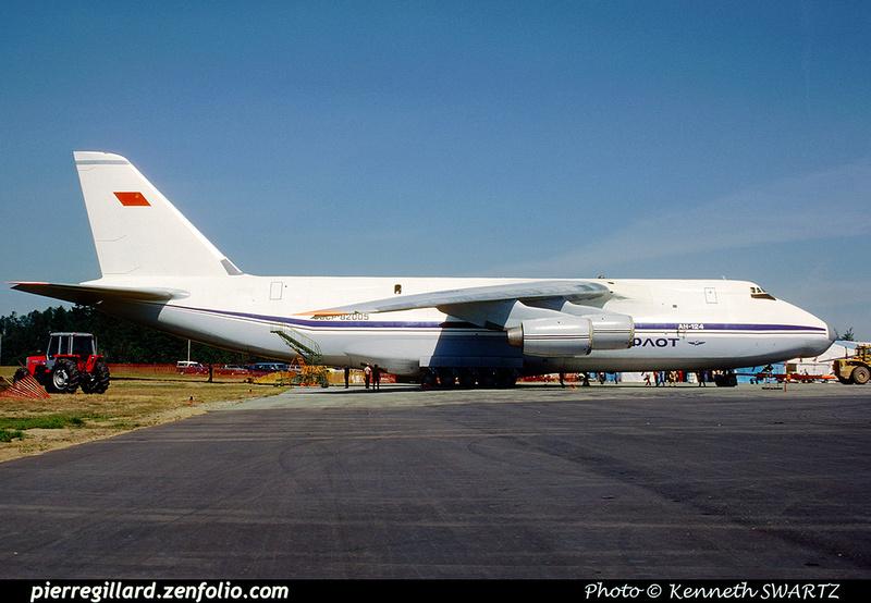 Pierre GILLARD: Aeroflot - Аэрофлот &emdash; 023025
