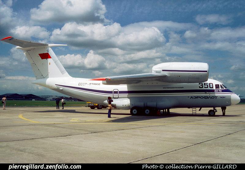 Pierre GILLARD: Aeroflot - Аэрофлот &emdash; 023018