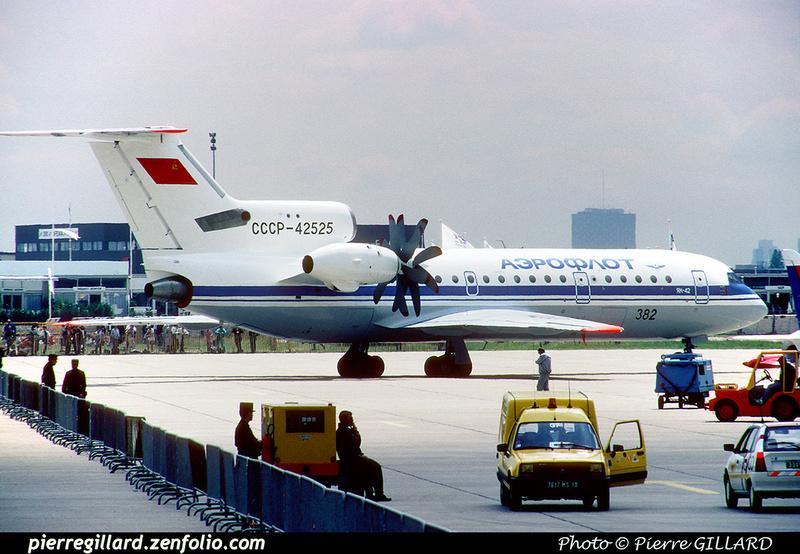 Pierre GILLARD: Aeroflot - Аэрофлот &emdash; 005193