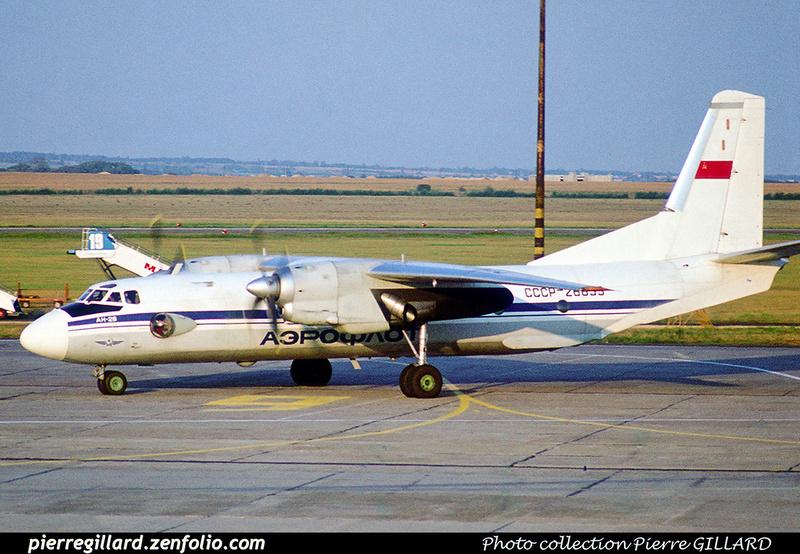 Pierre GILLARD: Aeroflot - Аэрофлот &emdash; 022983