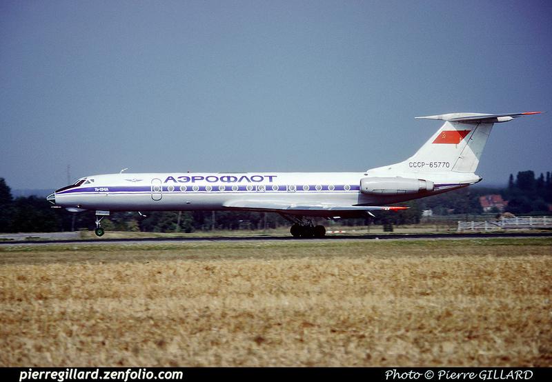 Pierre GILLARD: Aeroflot - Аэрофлот &emdash; 023243