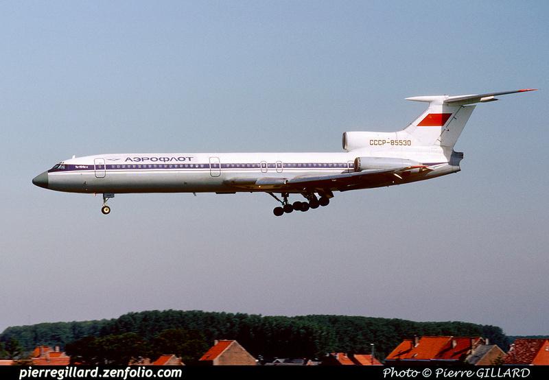 Pierre GILLARD: Aeroflot - Аэрофлот &emdash; 023297