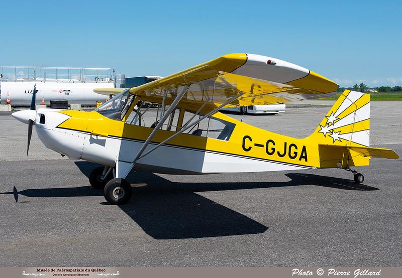 Pierre GILLARD: 2021-07-10 - Dernier vol et arrivée à Saint-Hubert &emdash; 2021-429865
