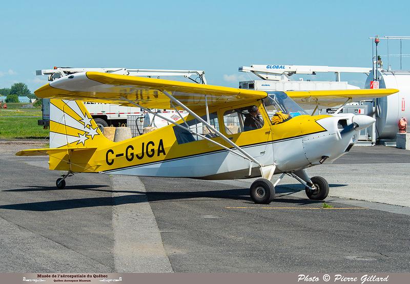 Pierre GILLARD: 2021-07-10 - Dernier vol et arrivée à Saint-Hubert &emdash; 2021-626689
