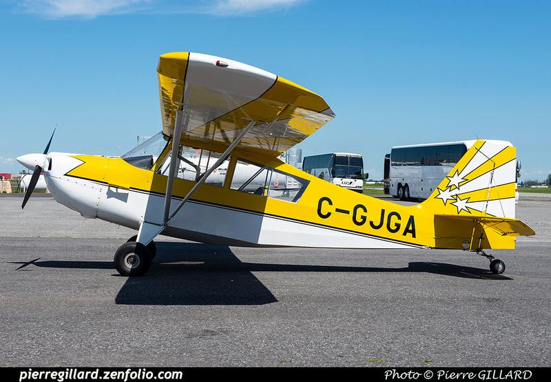 Pierre GILLARD: Private Aircraft - Avions privés : Canada &emdash; 2021-429869