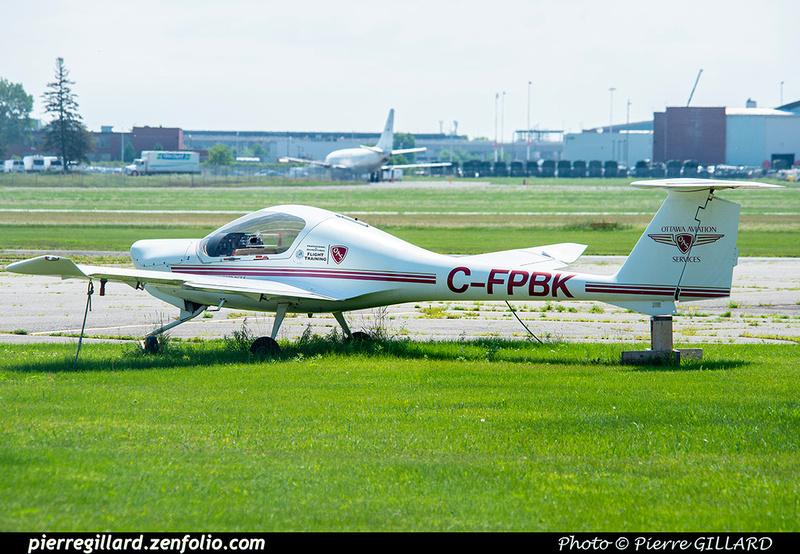 Pierre GILLARD: Ottawa Aviation Services &emdash; 2021-626722