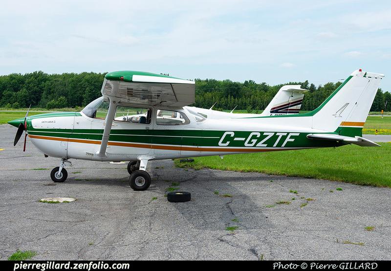 Pierre GILLARD: Cornwall Aviation &emdash; 2021-429944