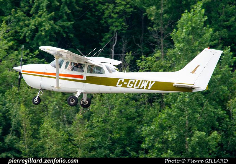 Pierre GILLARD: Cornwall Aviation &emdash; 2021-626749