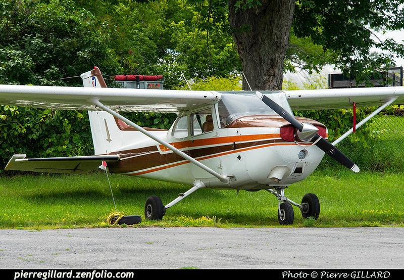 Pierre GILLARD: Cornwall Aviation &emdash; 2021-626744