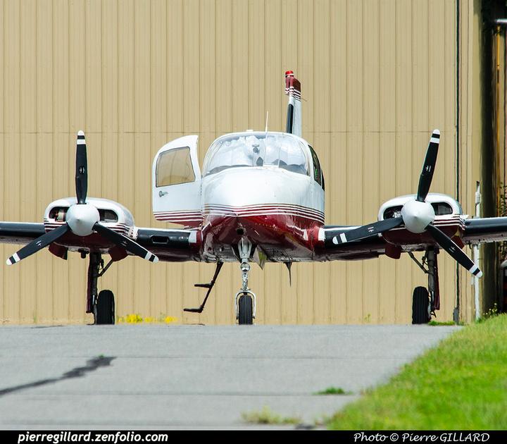 Pierre GILLARD: Private Aircraft - Avions privés : Canada &emdash; 2021-626772