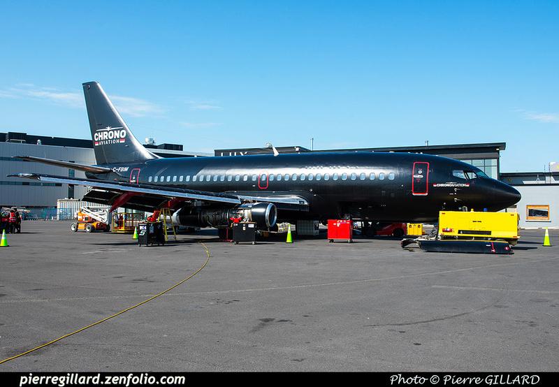 Pierre GILLARD: Chrono Aviation &emdash; 2021-430026