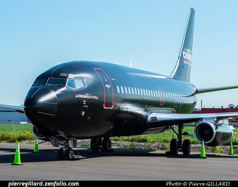 Pierre GILLARD: Chrono Aviation &emdash; 2021-430045