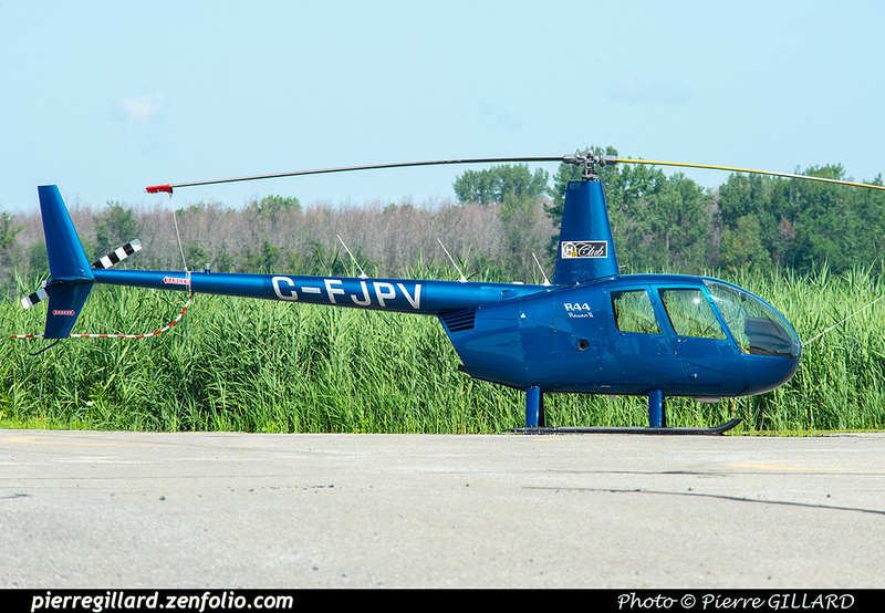 Pierre GILLARD: Canada - HelicoStore &emdash; 2021-626806