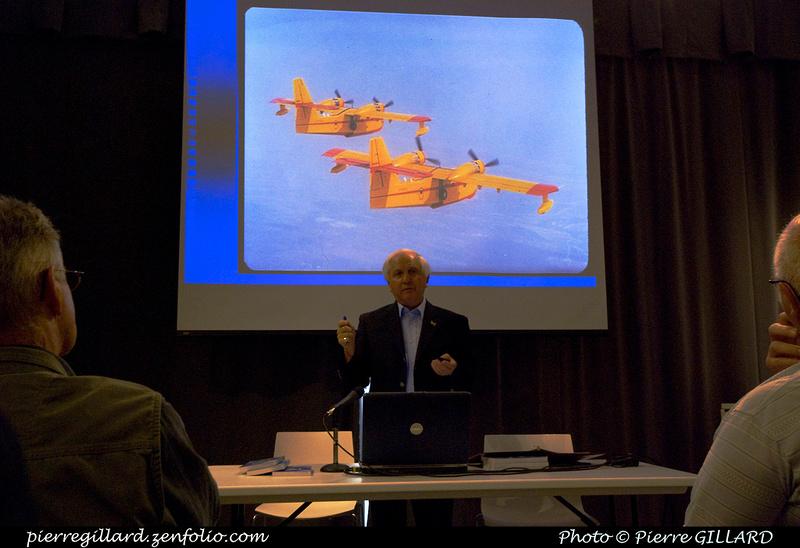 Pierre GILLARD: 2012-05-28 - Toute une semaine à la découverte du patrimoine aéronautique &emdash; 2012-128049