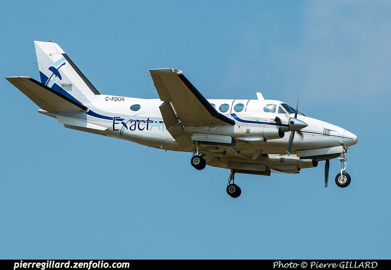 Pierre GILLARD: Exact Air &emdash; 2021-901702