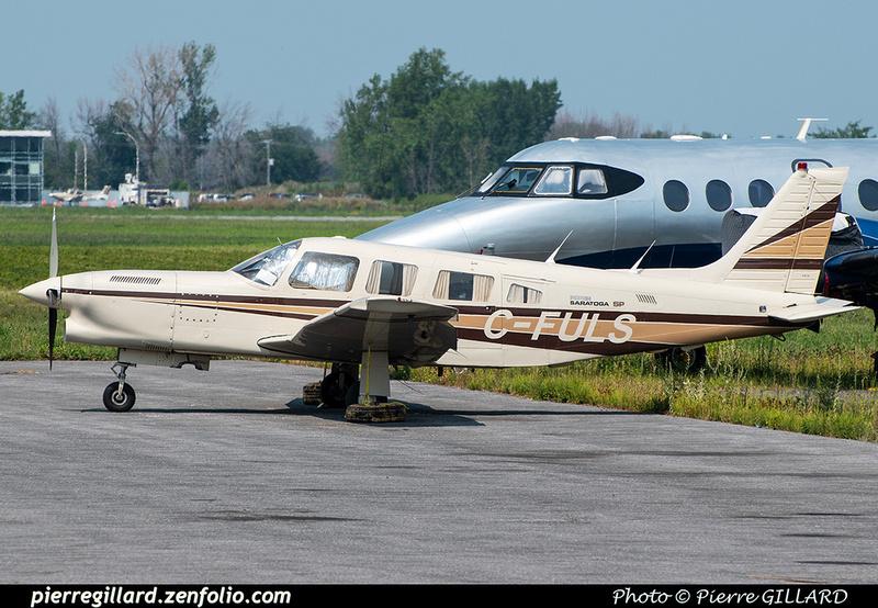Pierre GILLARD: Private Aircraft - Avions privés : Canada &emdash; 2021-901718