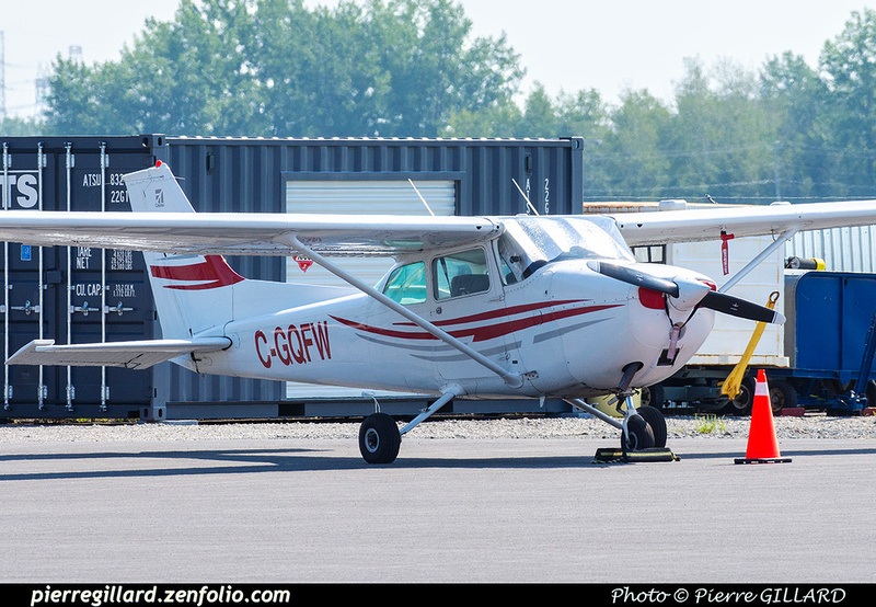 Pierre GILLARD: Private Aircraft - Avions privés : Canada &emdash; 2021-804558