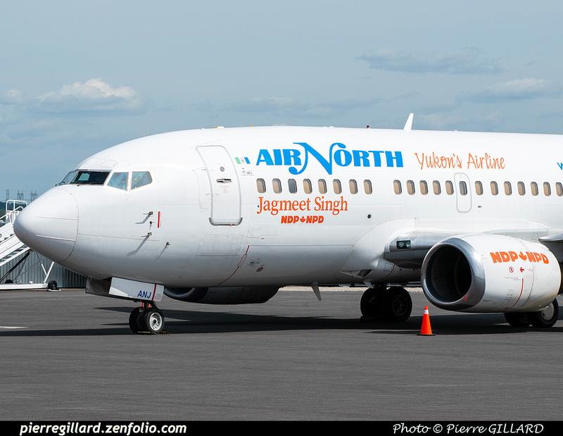 Pierre GILLARD: Air North &emdash; 2021-901867
