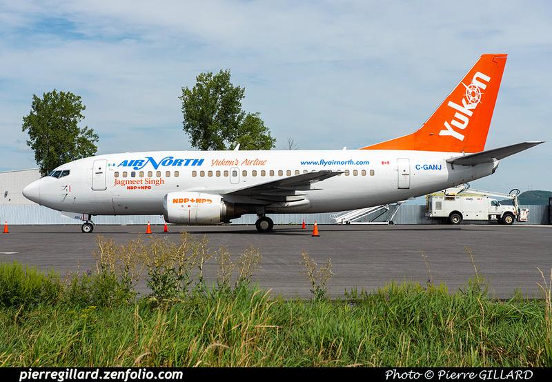 Pierre GILLARD: Air North &emdash; 2021-430524
