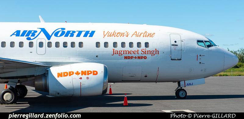 Pierre GILLARD: Air North &emdash; 2021-430534