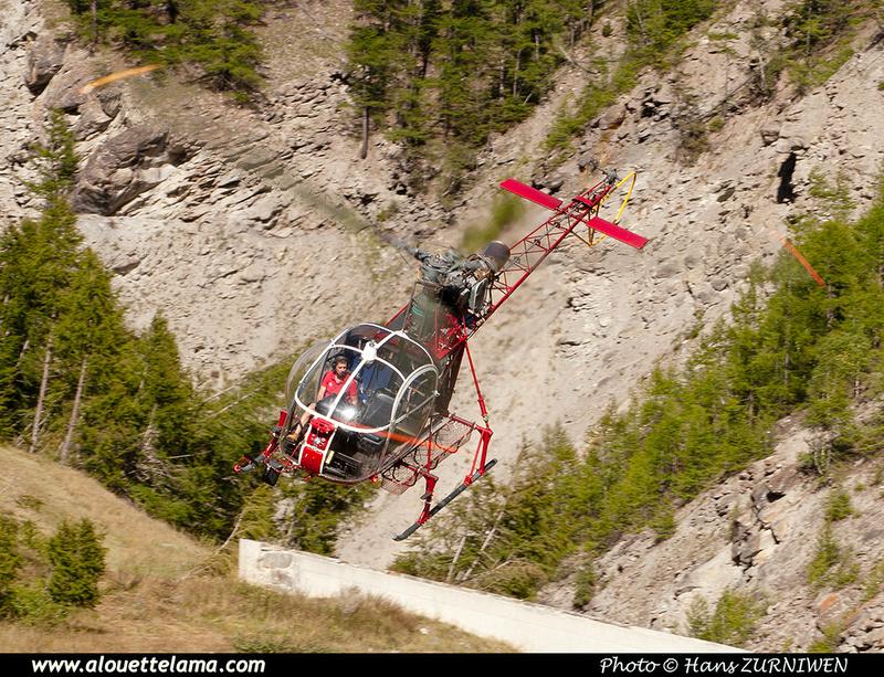 Pierre GILLARD: Air Zermatt - 2021-09-01 - Zermatt &emdash; 030659
