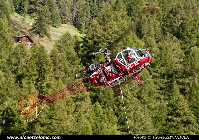 Pierre GILLARD: Air Zermatt - 2021-09-01 - Zermatt &emdash; 030662