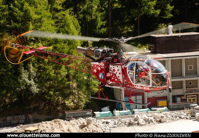 Pierre GILLARD: Air Zermatt - 2021-09-01 - Zermatt &emdash; 030663