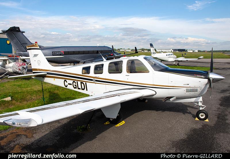 Pierre GILLARD: Private Aircraft - Avions privés : Canada &emdash; 2021-430640