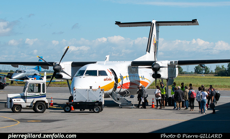 Pierre GILLARD: Air Creebec &emdash; 2021-901964