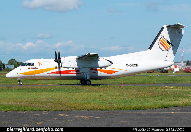 Pierre GILLARD: Air Creebec &emdash; 2021-901981