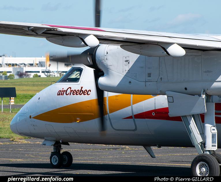 Pierre GILLARD: Air Creebec &emdash; 2021-901974