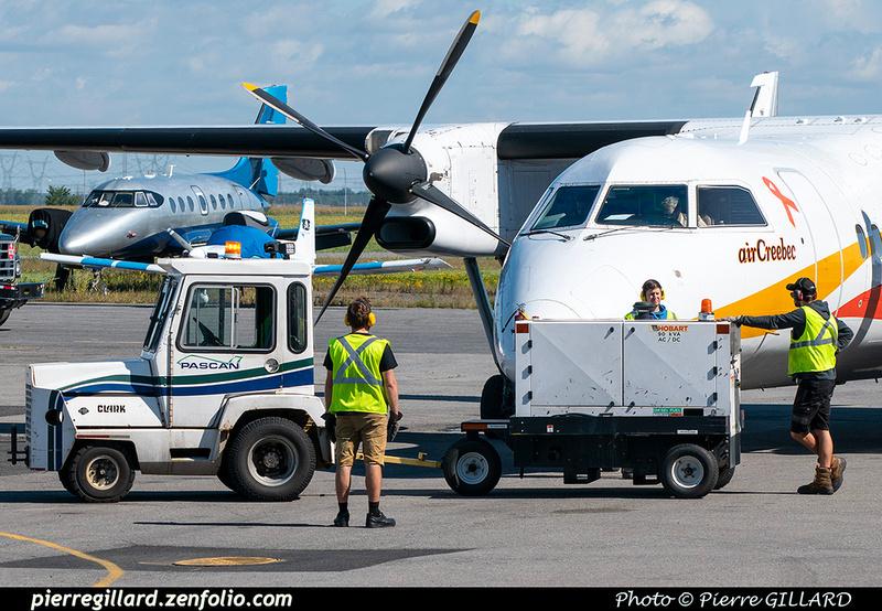 Pierre GILLARD: Air Creebec &emdash; 2021-901970