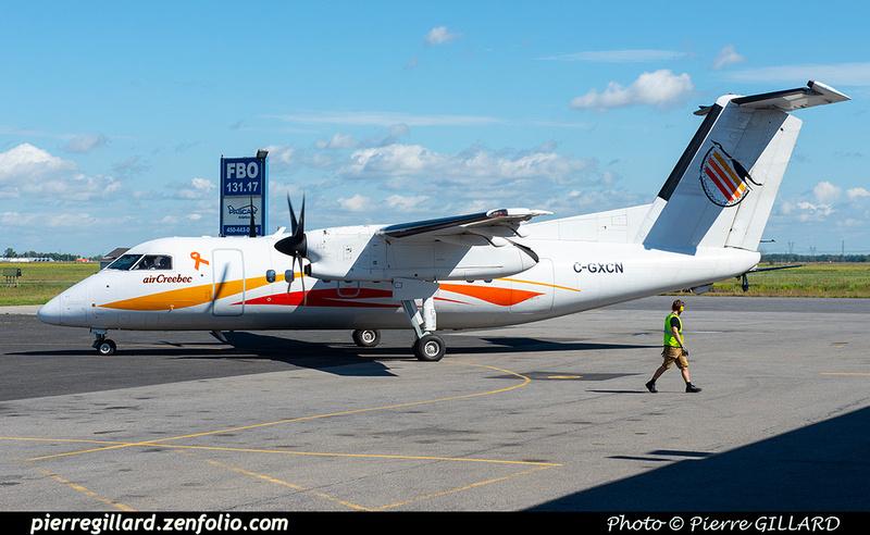 Pierre GILLARD: Air Creebec &emdash; 2021-430656