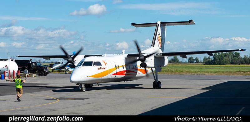 Pierre GILLARD: Air Creebec &emdash; 2021-430647