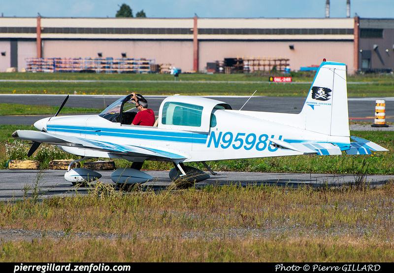 Pierre GILLARD: Private Aircraft - Avions privés : U.S.A. &emdash; 2021-901996