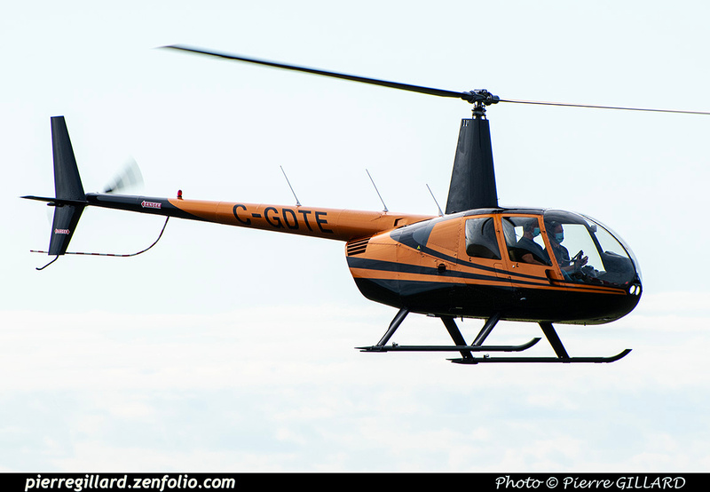 Pierre GILLARD: Canada - HelicoStore &emdash; 2021-902025