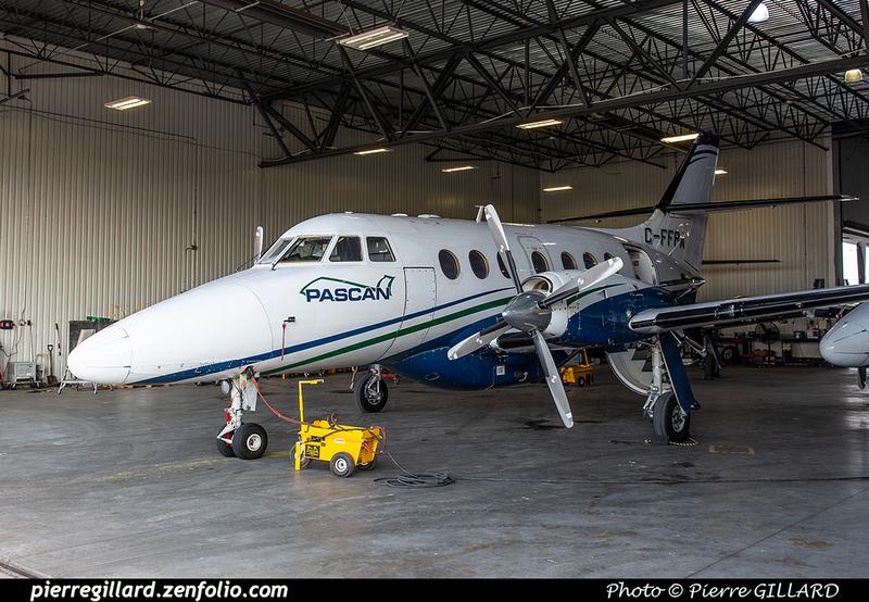 Pierre GILLARD: Pascan Aviation &emdash; 2021-430724