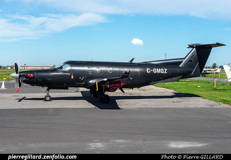 Pierre GILLARD: Chrono Aviation &emdash; 2021-430762