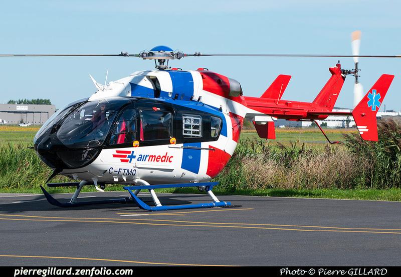 Pierre GILLARD: Canada - Airmedic &emdash; 2021-902064