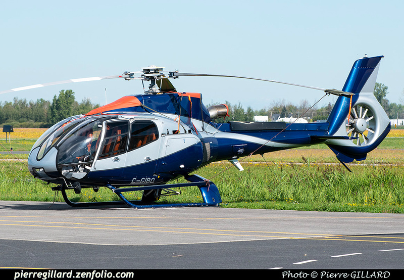 Pierre GILLARD: Canada - Capitale Hélicoptère &emdash; 2021-902066