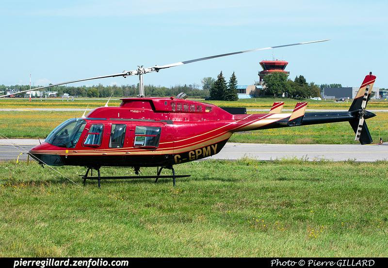 Pierre GILLARD: Canada - Foxair Heliservice-Hélicopro &emdash; 2021-902081