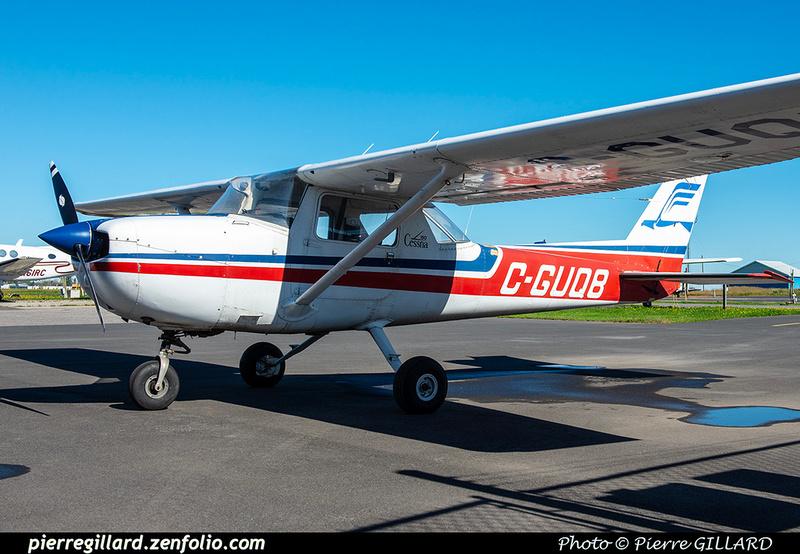 Pierre GILLARD: Private Aircraft - Avions privés : Canada &emdash; 2021-430785