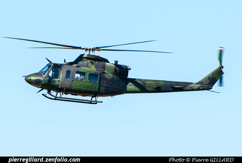 Pierre GILLARD: Canada - 438 Squadron - Escadron 438 &emdash; 2021-902132