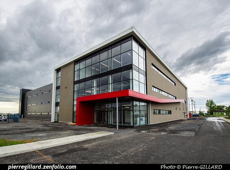 Pierre GILLARD: Canada : CYHU - Saint-Hubert, QC &emdash; 2021-714918