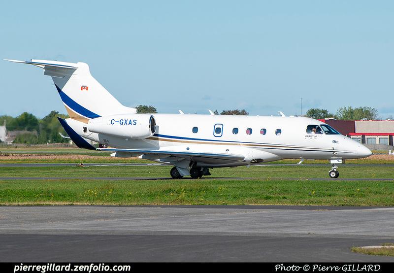 Pierre GILLARD: Canada - Airsprint &emdash; 2021-902181